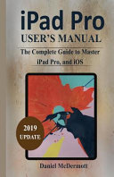 IPad Pro User s Manual