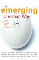 The Emerging Christian Way Pdf/ePub eBook