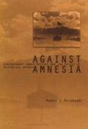 Pdf Against Amnesia