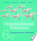 Organisational Behaviour Sixth Edition
