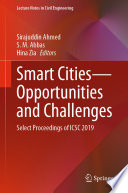 Smart Cities   Opportunities and Challenges Book