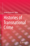 Histories of Transnational Crime Pdf/ePub eBook