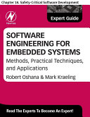 Software Engineering for Embedded Systems: Chapter 18. ...