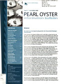 Pearl Oyster Information Bulletin Book