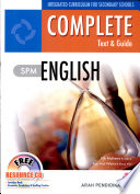 Complete Text & Guide SPM English