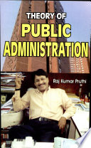 Theory Of Public Administration