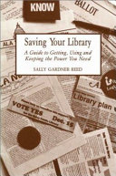 Saving Your Library