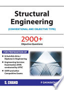 Structural Engineering [Conventional and Objective Type]
