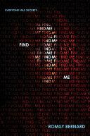 Pdf Find Me Telecharger