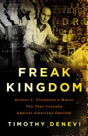 Freak Kingdom Pdf/ePub eBook