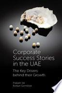 Corporate Success Stories In The UAE
