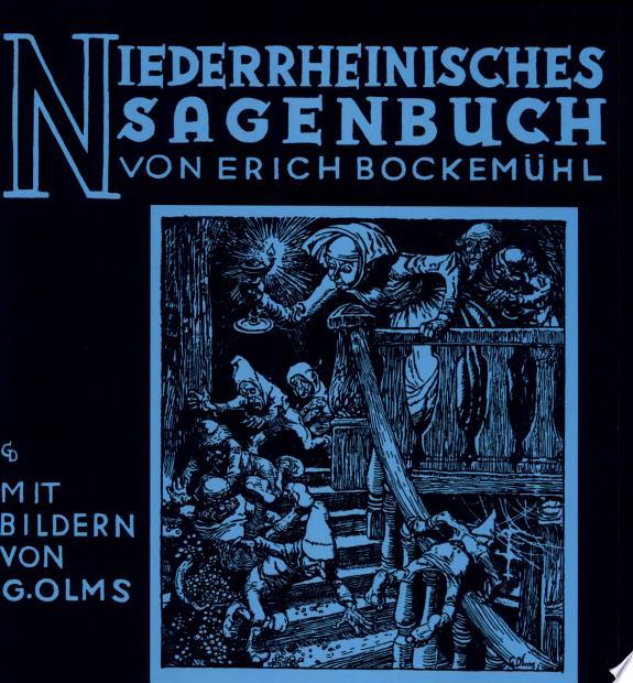 Niederrheinisches Sagenbuch