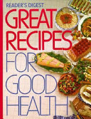 Pdf Great Recipes for Good Health