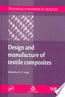 Design and Manufacture of Textile Composites Book