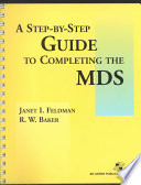 A Step-by-Step Guide to Completing the MDS