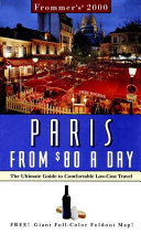 Frommer s Paris from  80 a Day 2000 Book PDF