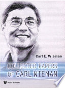 Collected Papers of Carl Wieman