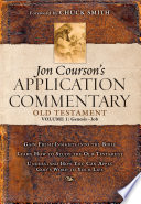 Jon Courson S Application Commentary