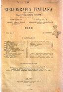 Bibliografia italiana giornale dell'Associazione libraria italiana