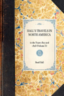 Hall s Travels in North America