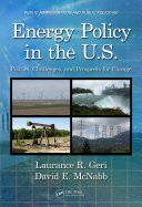 Energy Policy in the U S