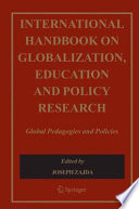 International Handbook on Globalisation  Education and Policy Research