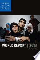 World Report 2013  : Events of 2012