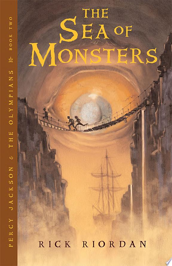Sea of Monsters, The (Percy Jackson and the Olympians, Book 2) image
