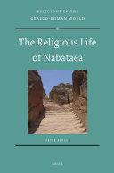 The Religious Life of Nabataea