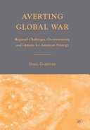 Pdf Averting Global War Telecharger