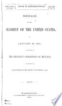 Documents Relating to the Foreign Relations of the United States with Other Countries During the Years from 1809 to 1898