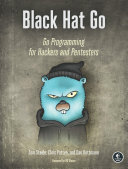 Black Hat Go Pdf/ePub eBook