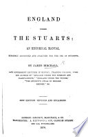 England under the Stuarts     New edition  revised and enlarged