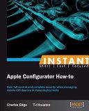 Instant Apple Configurator How to