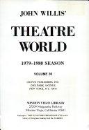 Theatre World 1979 1980