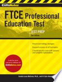 """CliffsNotes FTCE Professional Education Test 3rd Edition"" by Sandra Luna McCune, Vi Cain Alexander"
