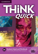 Think 2A Student's Book and Workbook Quick