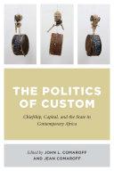 The Politics of Custom Pdf/ePub eBook