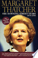 The Downing Street years - Margaret Thatcher - Google Books