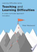 Teaching and Learning Difficulties 2nd ed.