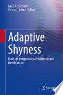 Adaptive Shyness Book