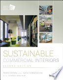 Sustainable Commercial Interiors Book PDF