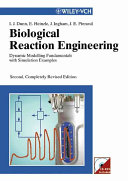 Biological Reaction Engineering