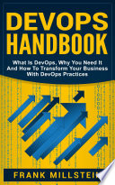 Devops Handbook Book PDF