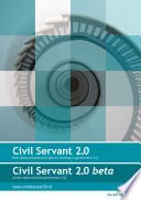 Civil Servant 2 0 Book