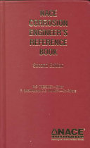 NACE Corrosion Engineer's Reference Book