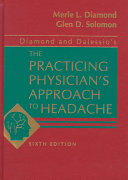 Pdf Diamond and Dalessio's The Practicing Physician's Approach to Headache