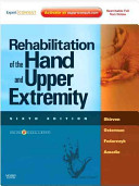Rehabilitation of the Hand and Upper Extremity Book
