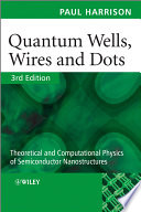 Quantum Wells Wires And Dots Book PDF