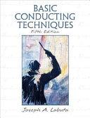 Basic Conducting Techniques Book PDF